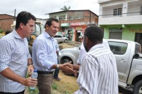 Prefeitura do Paulista e Compesa garantem água encanada para 600 famílias doFragoso