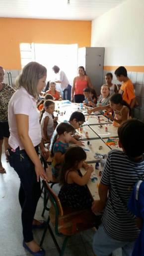 Prefeitura Intinerante na comunidade de VilaNova