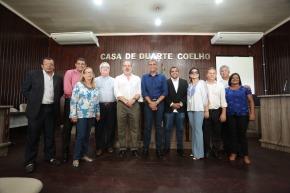 Armando cumpre extensa agenda em Igarassu e reforça compromisso com GrandeRecife