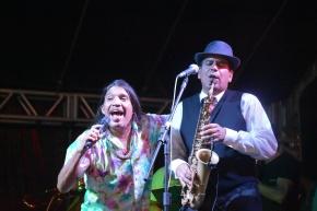 Ed Carlos e Maestro Spock comandam a abertura do Carnaval doPaulista